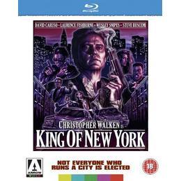 King of New York DVD + Blu Ray [Blu-ray] [1990]